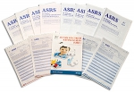 ASRS: Autism Spectrum Rating Scale Complete Handscored Kit with DSM-5 Scoring Update (Ages 2-5 and 6-18)