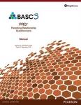 BASC-3 Parenting Relationship Questionnaire (BASC-3 PRQ)