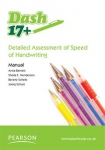 Detailed Assessment of Speed of Handwriting (DASH 17 )