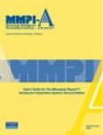 Minnesota Multiphasic Personality Inventory-Adolescent