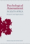 Psychological Assessment in South Africa. Research and Applications.